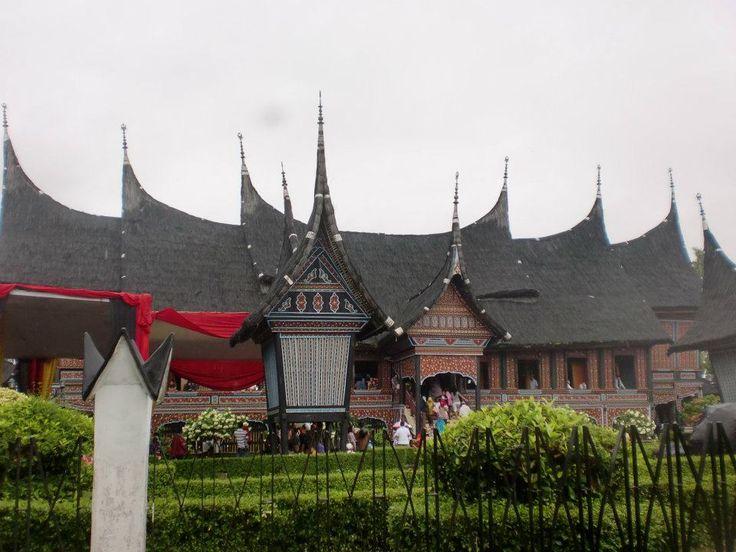Rumah Gadang, TMII, Jakarta