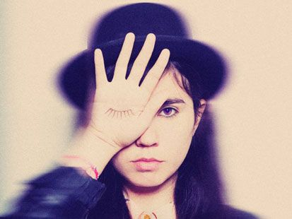 """""""Esquemas Juveniles"""" by Javiera Mena is a very popular pop song in Chile at this moment."""