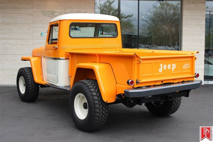 1962 Willys Jeep Pickup Maintenance/restoration of old/vintage vehicles: the material for new cogs/casters/gears/pads could be cast polyamide which I (Cast polyamide) can produce. My contact: tatjana.alic@windowslive.com