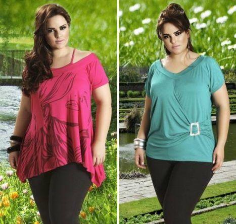 Cheia de Charme traz blusas soltinhas para o Verão 2011 [10]