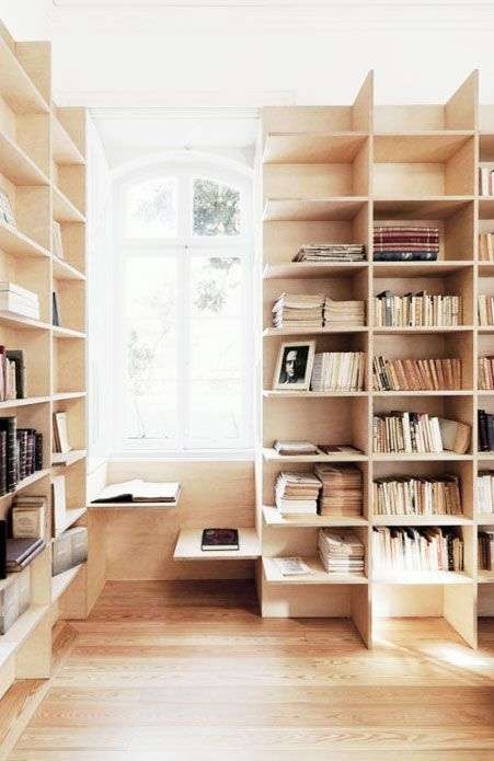 = ply bookshelf library