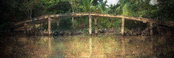 Photographic Art Print Mekong Delta Vietnam by TDMillerArtPrints