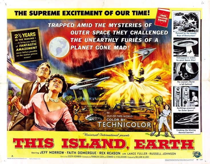 Image result for movie this island earth