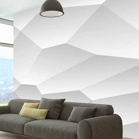 Die besten 25+ Geometrische wand Ideen auf Pinterest - wandgestaltung quadrate beispiele