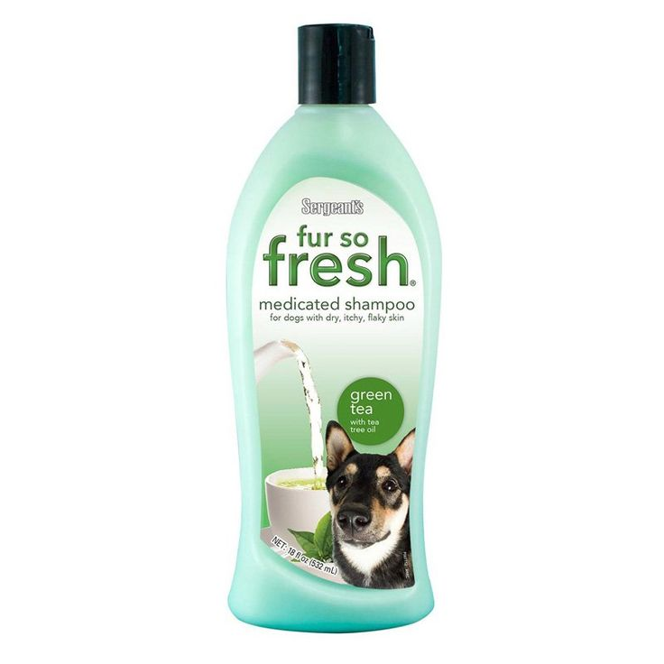 Sergeants Fur So Fresh Medicated Dog Shampoo - 0864-0666