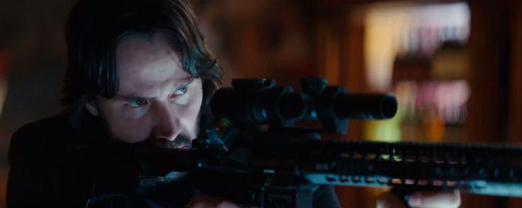 """John Wick 3 ya está en desarrollo según el director de la secuela  """"'Pacto de sangre' la continuación de la historia del asesino interpretado por Keanu Reeves se estrena en Estados Unidos el 10 de febrero ..."""