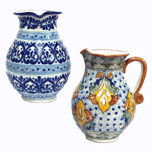 Gorgeous pitcher  - traditional Talavera product