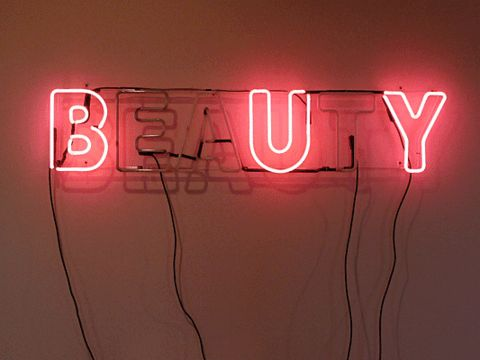 Beaty is a combination of BUY & EAT. Great animated gif but unfortunately Pinterest doesn't show animated gifs