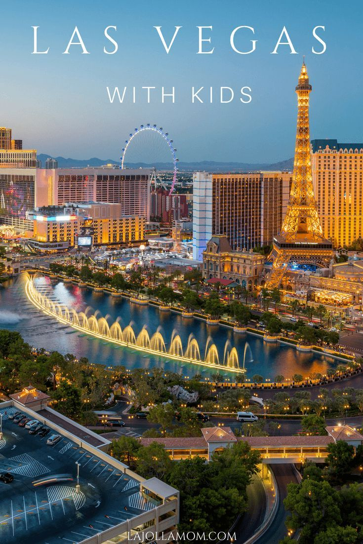 Find the best things to do in Las Vegas with kids on the Strip and off.
