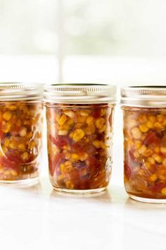 A delicious spicy sweet corn relish - it's great as a dip, or spoon it grilled chicken.