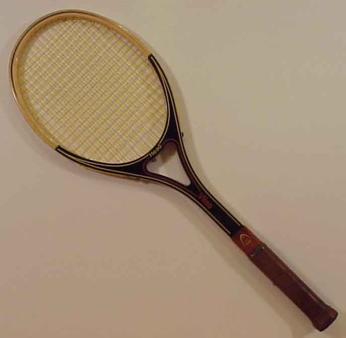 Old head tennis racquets
