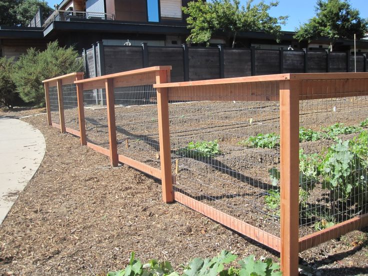 how to build a welded wire fence gate