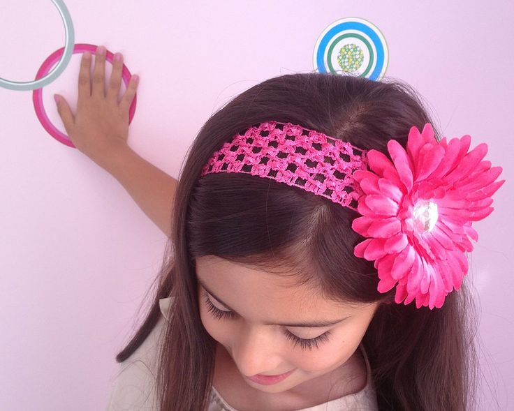 Our super cute model wearing one of our beautiful headbands. Visit: www.lanasboutique.com.au to shop our full range