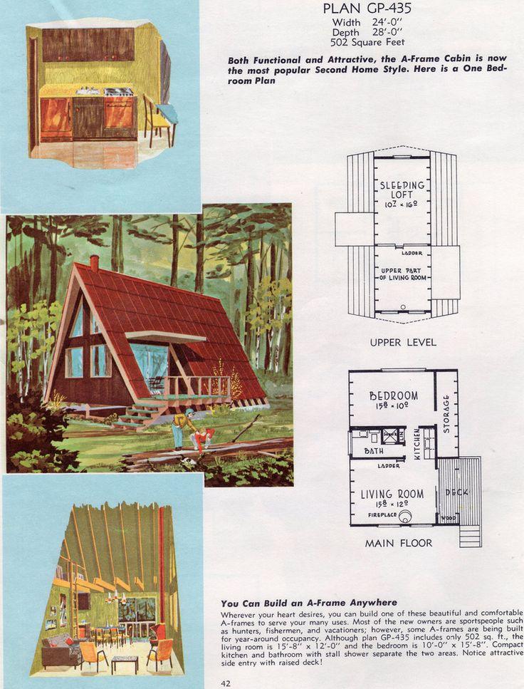 13 best Retro Cabins images on Pinterest | Architecture, Tea houses ...