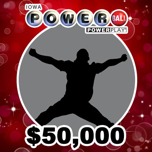 William Walton of Davenport picked up his $50,000-winning #Powerball ticket at his local W-Mart, 1207 E. Locust St. #WooHooForYou