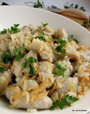 szare kluski , kluski ziemniaczane , kluski kładzione , ziemniaki , obiad , domowe jedzenie , smacznie i tanio , przepis , najlepsze przepisy , moje gotowanie , najsmaczniejsze , smaczna pyza , blog kulinarny , kuchnia ,