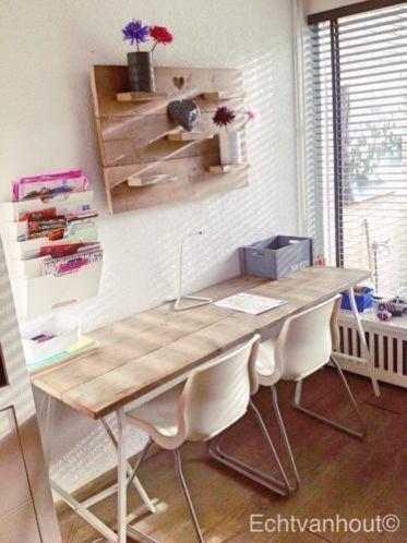 17 best images about steigerhout meubels on pinterest for Steigerhout op maat