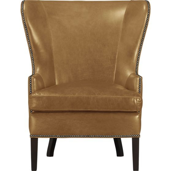 Best 25+ Leather wingback chair ideas on Pinterest ...