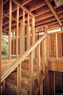 A construction-to-permanent loan is a type of mortgage you can use to finance both the building and the purchase of a new home. You can potentially save money on closing costs and avoid underwriting complications when you use one of these loans to finance your new house. However, these loans also have some downsides that include inflexible rate options.