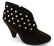 $22.99 Sale --Womens studded ankle boots while they last.: Orig 64 99 Woman Studs, Studded Ankle Boots, 22 99 Woman, Sales Woman, 2299 Woman, Orig 64 99 Women'S Studs, Products, Pairorig6499Women Studs, Studs Ankle Boots