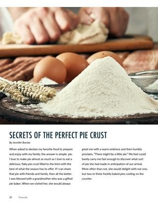 How to Make the Perfect Pie Crust this Holiday Season   P. Allen Smith   @1840farm