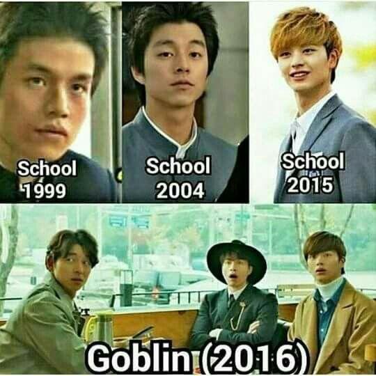 Goblin cast