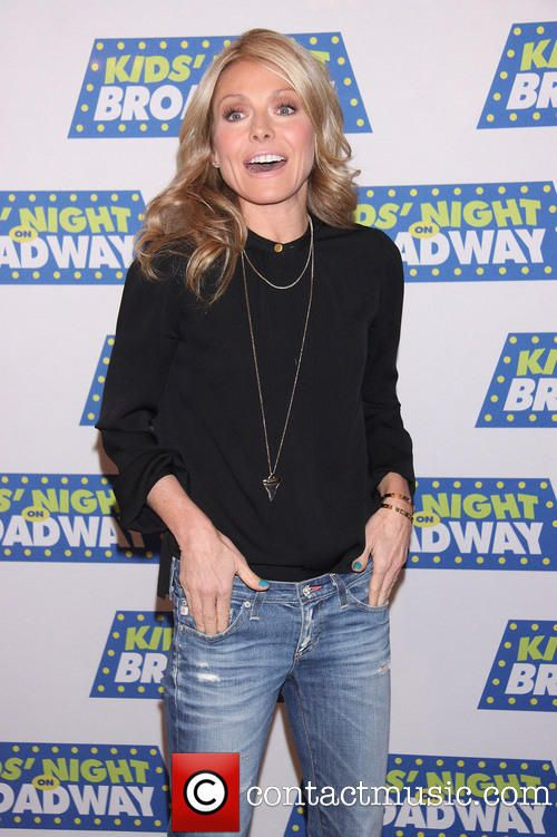 Kelly Ripa, Kids Night On Broadway