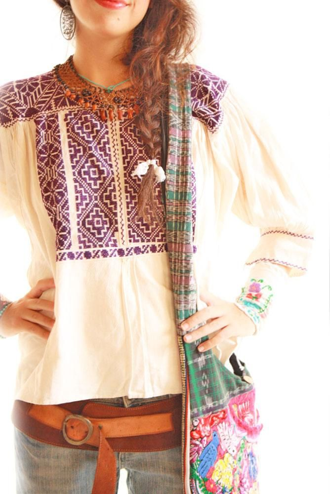 506 best ~Embroidered Tunics & Tops.~ images on Pinterest