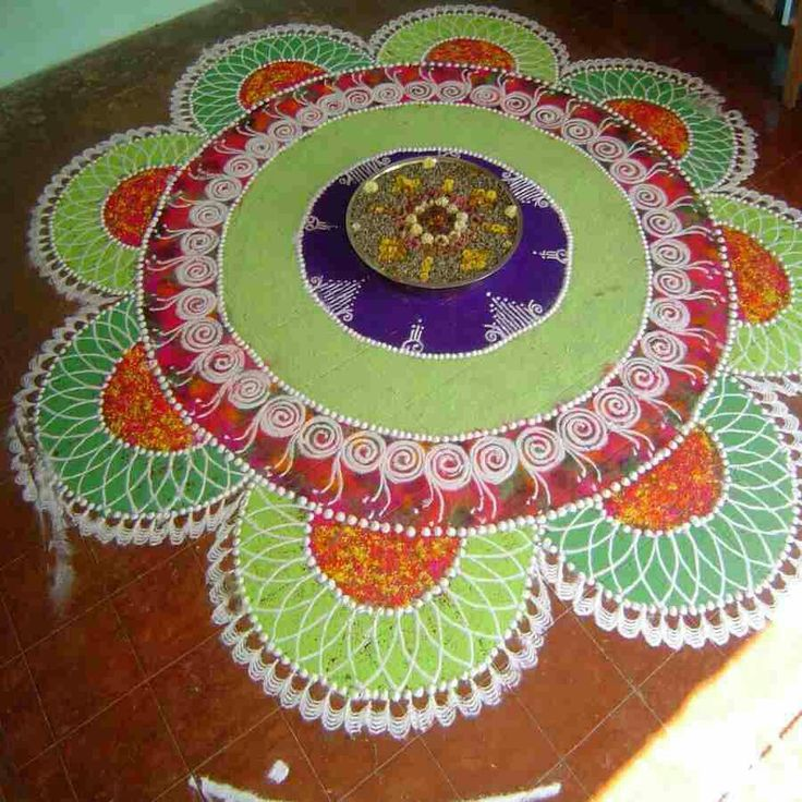 Best Rangoli Images On Pinterest Diwali Decorations Holi And - 50 best simple rangoli design special diwali wallpapers hd free download
