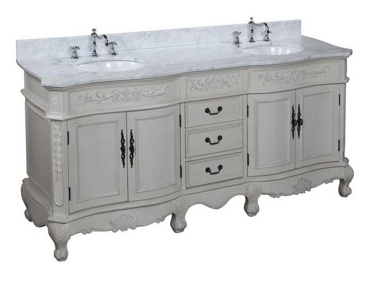 Best Country Bathroom Vanities Ideas On Pinterest Bathroom - Cottage style bathroom vanities cabinets for bathroom decor ideas