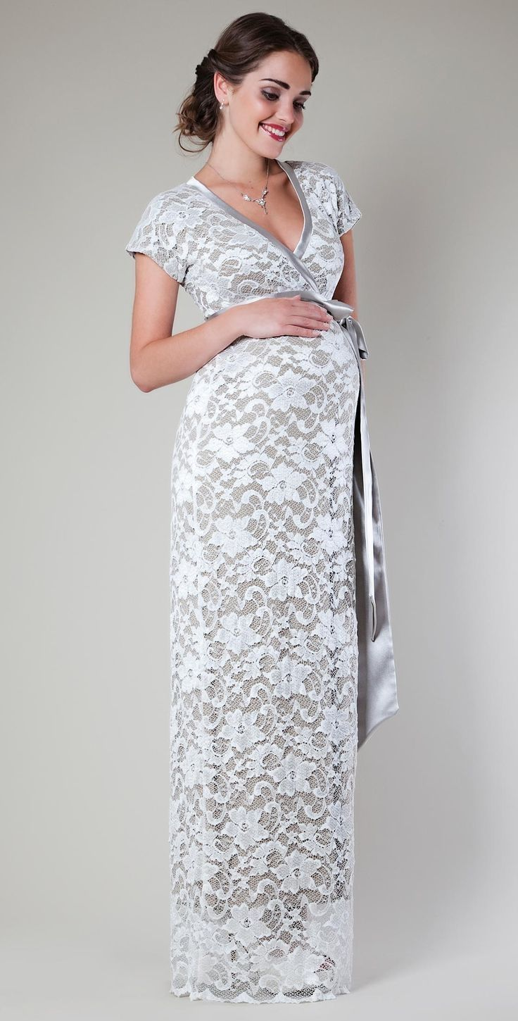 112 best maternity dresses images on pinterest debt grace lace maternity dress long ivory isnt this a beautiful maternity dress ombrellifo Image collections