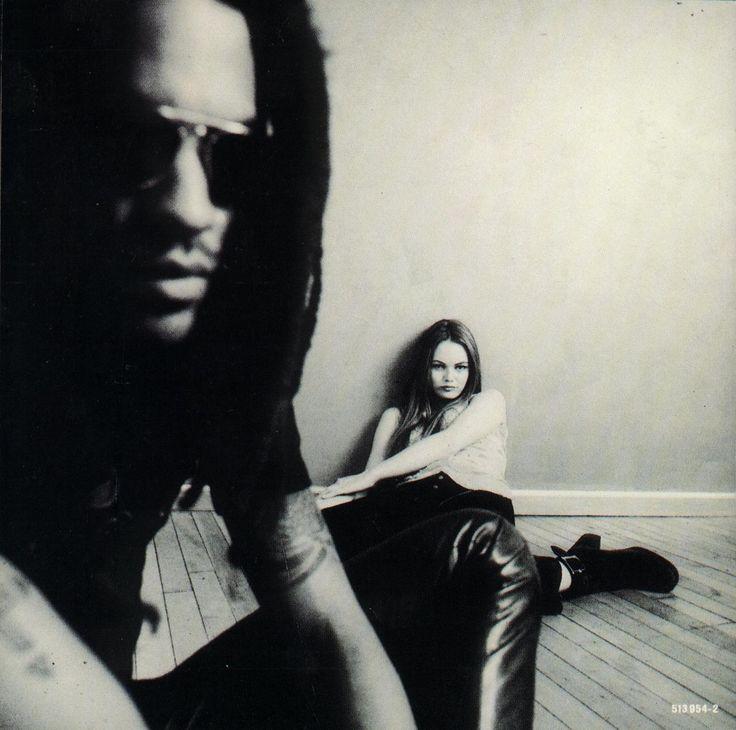 Vanessa Paradis et Lenny Kravitz