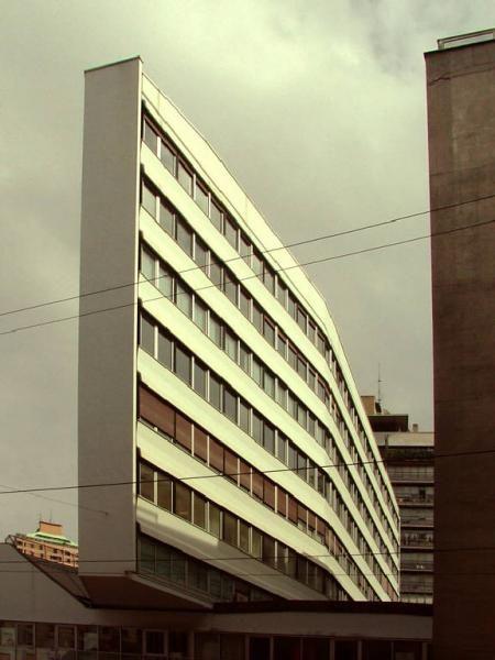 Luigi Moretti - Grattacielo Italia, Milano