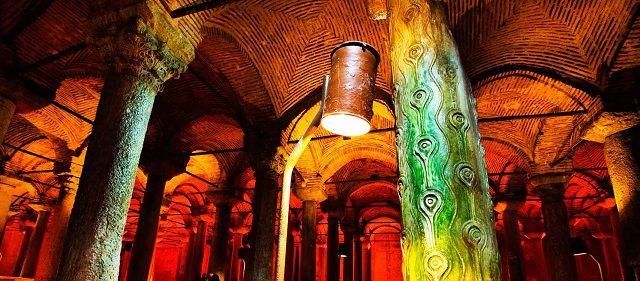 Yerebatan Cistern #istanbul #history #travel #holiday