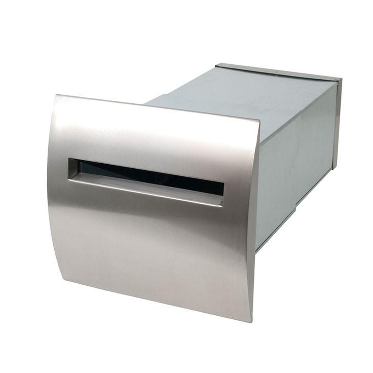 Milkcan Letterbox Co. Roma Brick-In Sleeve Letterbox