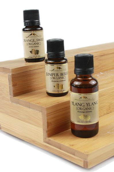 Easy guide to discovering the top, middle, and base notes of an essential oil...