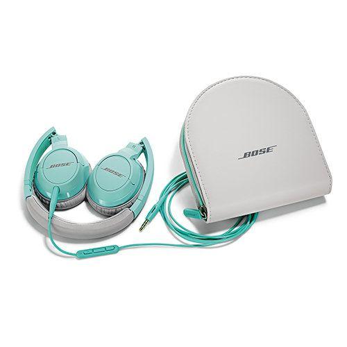 Mint Bose SoundTrue Headphones loved by tween and teens girl