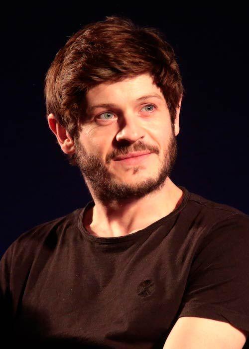 Iwan Rheon at 2017 Con of Thrones in Nashville...