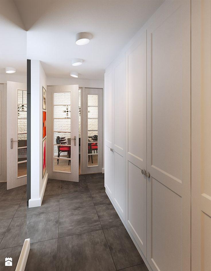 Hol / Przedpokój styl Skandynawski - zdjęcie od Finchstudio Architektura Wnętrz…