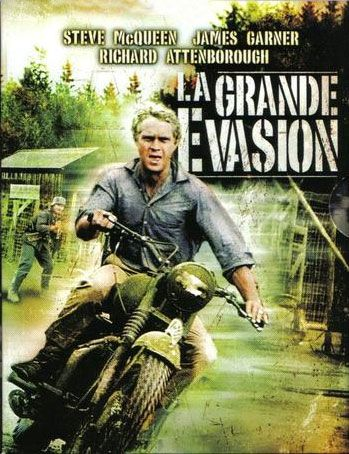 La grande évasion (1963) un film de John Sturges avec Charles Bronson et James Coburn. Telechargement, VOD, cinéma, TV, DVD.