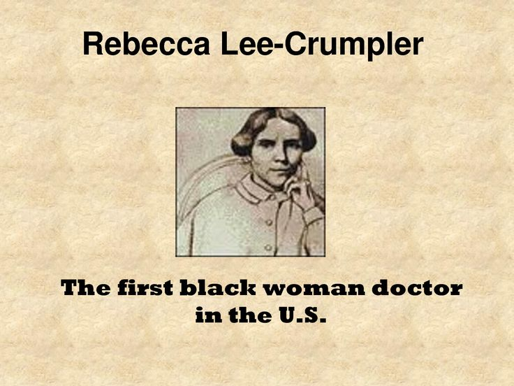 the first woman doctor in england Elizabeth blackwell (1821-1920), after graduating from geneva college of medicine in upstate new york, became the first woman granted an md degree in the united states the johns hopkins university school of medicine opened in 1893.