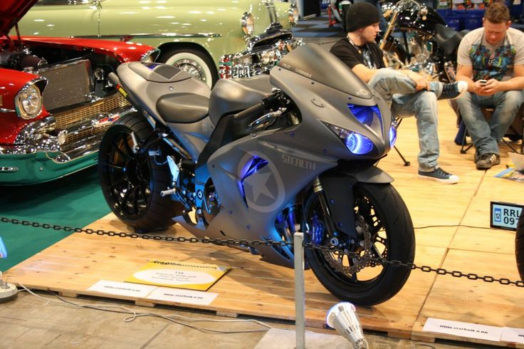 FAT ZX10R Front