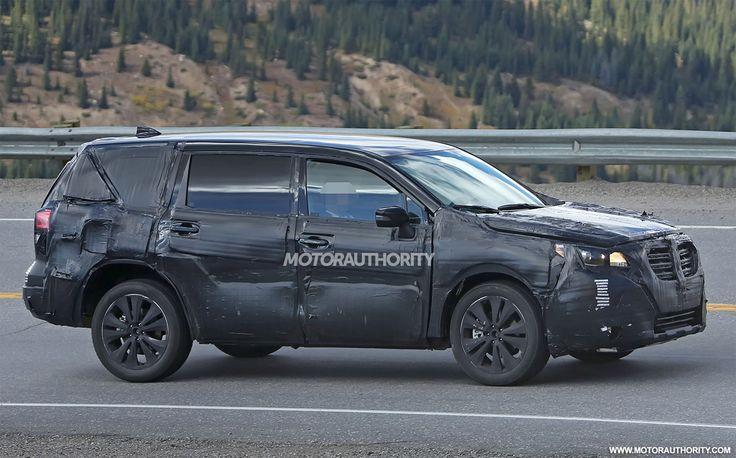 2018 Subaru Tribeca Replacement Release