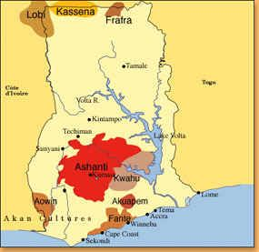 Asante was an important empire developing during the slave trade era. Centered on Kumasi, Asante was between the coast and the inland Hausa and Mande trading regions. Under Oyoko clan the empire gained access to firearms after 1650 and began to centralize and expand. Osei Tutu became the supreme civil and military leader. By 1700 the Dutch along the coast were dealing directly with the new power.Through control of gold producing regions and slaves the empire remained dominant until the…