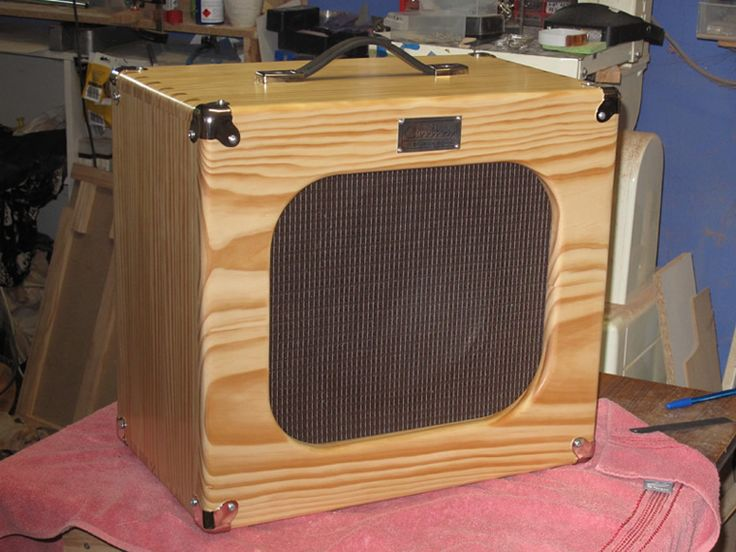 Guitar Amp Speaker Box Design: Ray Carlton Guitars Custom Hand Built  Amplifier Cabinets,Instruments