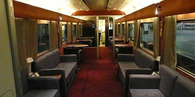 Luxury hotel chain to overhaul London-Scotland sleeper train ...