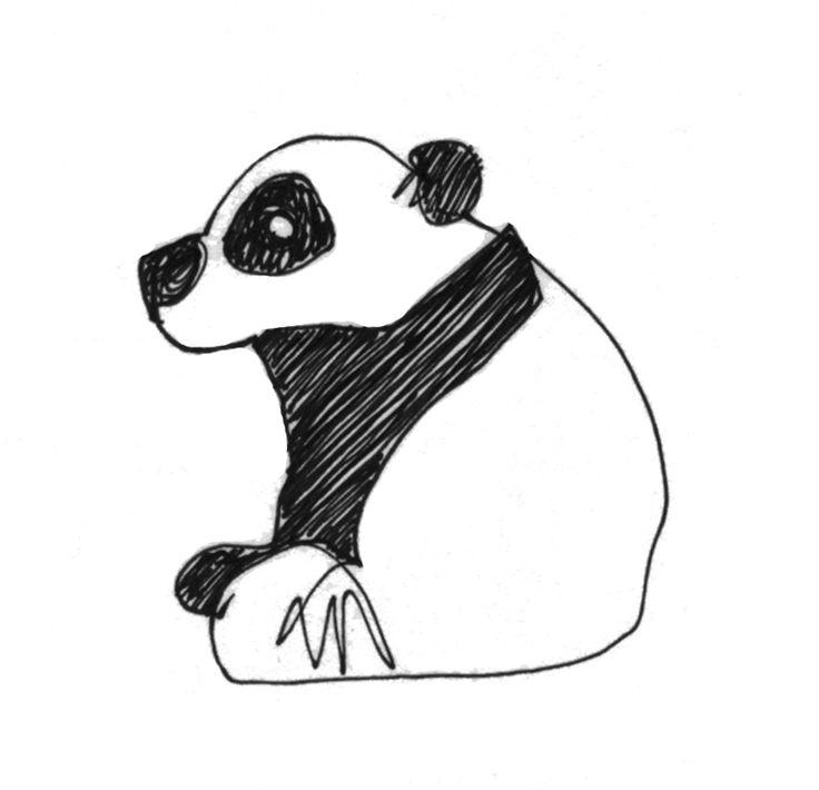 'Panda' by Giulia Benaglia