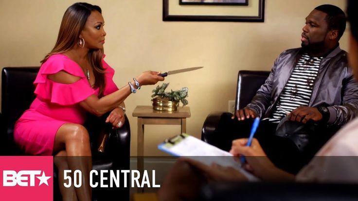 Vivica Fox And 50 Cent Enter Couples Therapy – 50 Central (Vivica A. Fox...