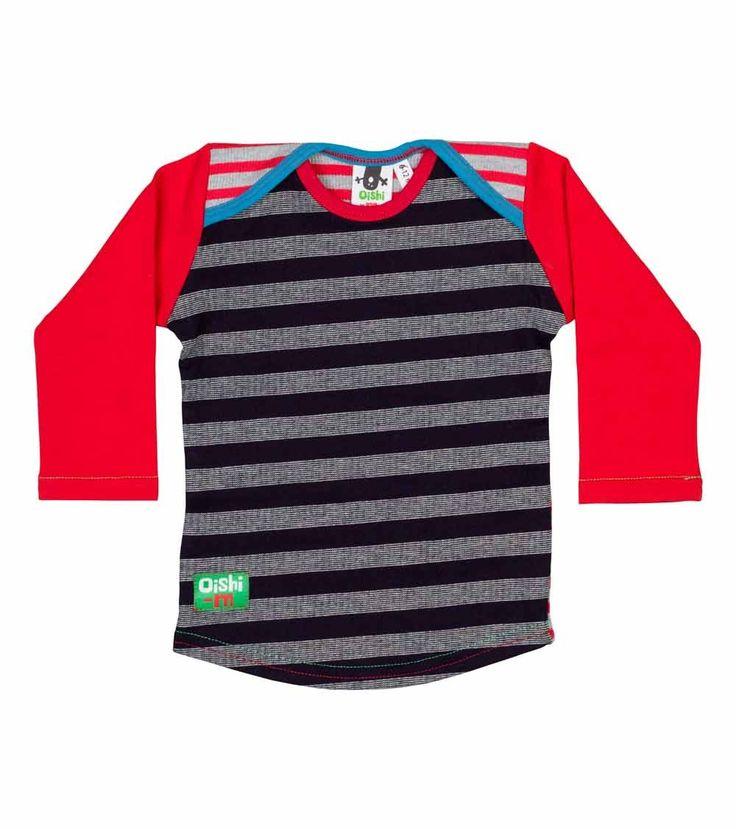 Wake Up Longsleeve T Shirt, Oishi-m Clothing for kids, Winter Interjection15, www.oishi-m.com