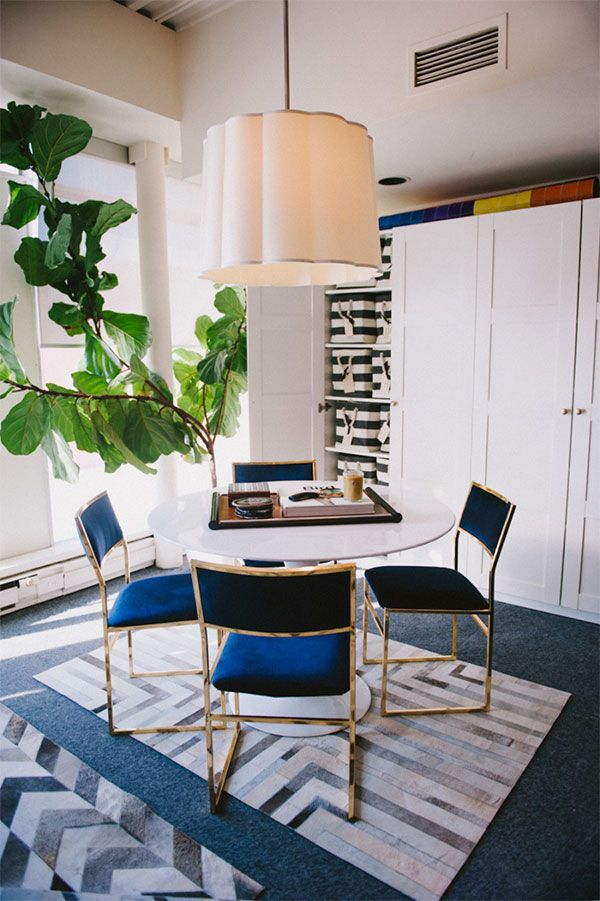 {décor inspiration | at the office with : meredith heron, toronto}